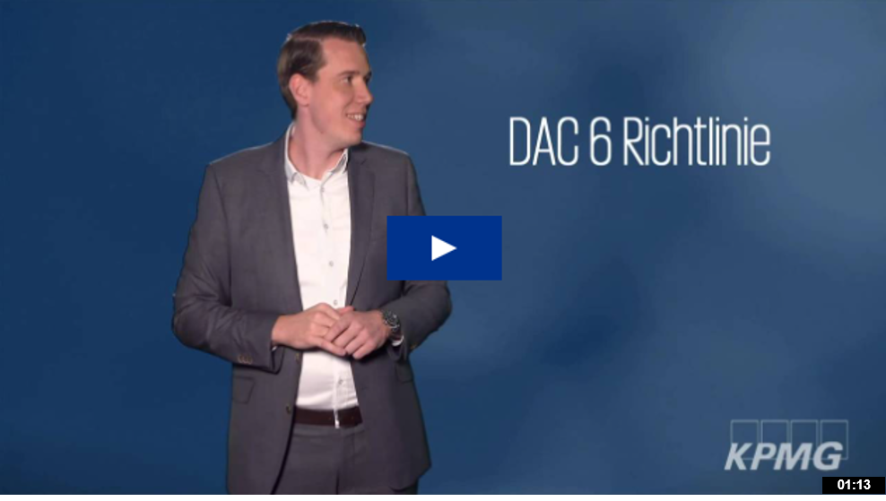DAC6: The EU Directive on cross-border tax arrangements